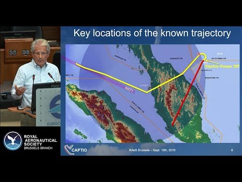 Youtube: MH370: Was Air Traffic Control deliberately misled?