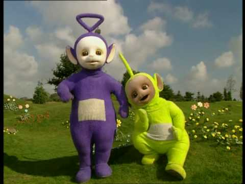 Youtube: Teletubbies  -  Wer hat Tubby Pudding verkleckert