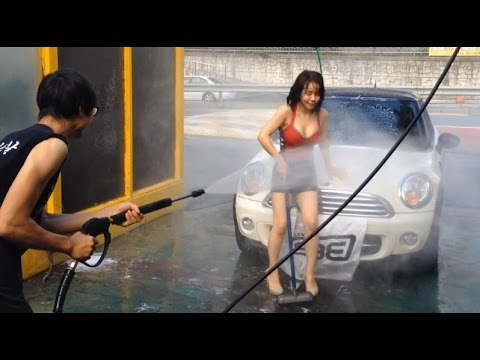 Youtube: 쇼리의 샤워 놀이 Shower in Car Wash