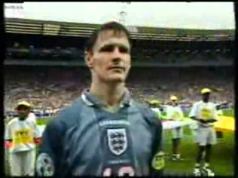 Youtube: God Save the Queen - england vs Germany semifinal euro 1996