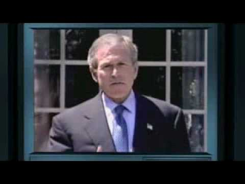 Youtube: 911 : Bush and Cheney Refused to Testify Under Oath