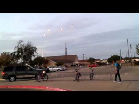Youtube: UFO sighting over Killeen Texas