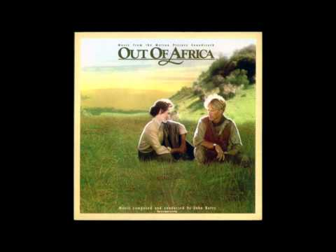 Youtube: Out of Africa OST - 07. Flying Over Africa