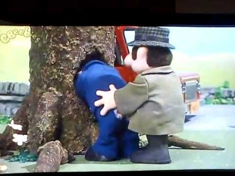 Youtube: Postman Pat gets bummed