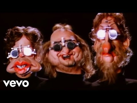Youtube: Genesis - Land Of Confusion (Official Music Video)