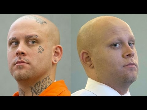 Youtube: Judge Orders Neo-Nazi To Cover Tattoos To Prevent Jury Bias