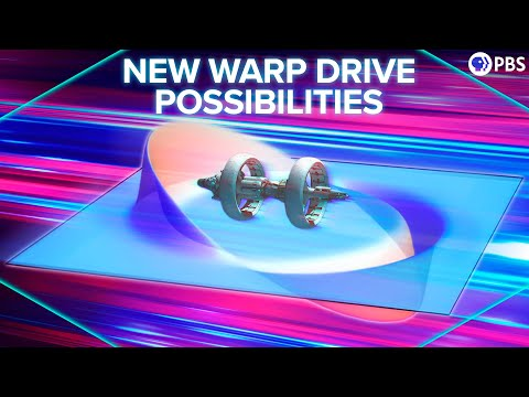 Youtube: The NEW Warp Drive Possibilities