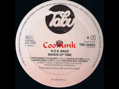 Youtube: The S.O.S. Band - Sands Of Time (Ballad-Funk 1986)