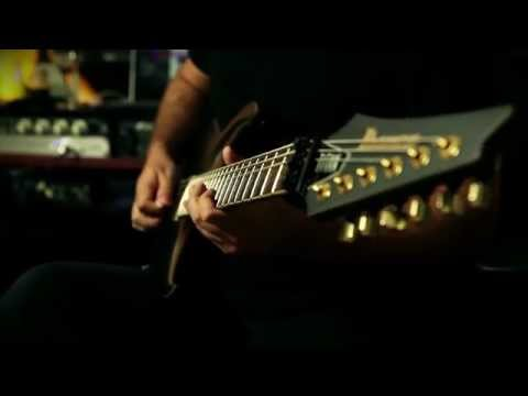 Youtube: Jake Bowen of Periphery on his Ibanez JBM100 Signature Model