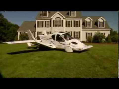 Youtube: Terrafugia - Flying Car
