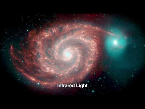 Youtube: Wide-Field Infrared Survey Explorer - A Celestial Treasure Hunt