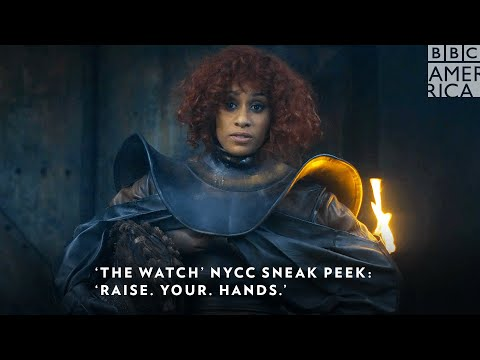 Youtube: #TheWatch NYCC Exclusive Sneak Peek: 'Raise. Your. Hands.' 🔥 Premieres January 2021 | BBC America