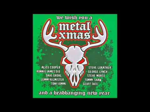 Youtube: We Wish you a Metal Christmas and a headbanging new year