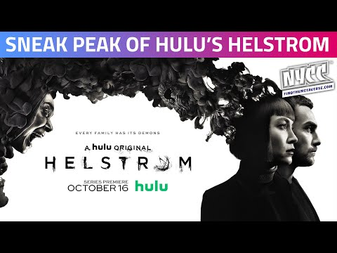 Youtube: Hulu's Helstrom Cast Interview & Sneak-peek