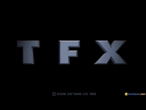 Youtube: TFX gameplay (PC Game, 1993)