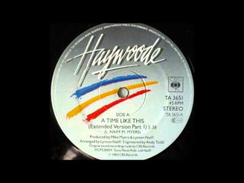 Youtube: HAYWOODE - A Time Like This (Extended Version Part 1) [HQ]