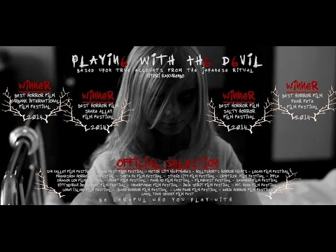 Youtube: Playing with the Devil (Award Winning Short Horror Film based on Japanese Ritual Hitori Kakurenbo)