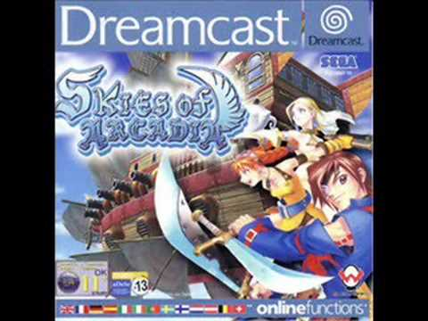 Youtube: Skies of Arcadia OST-Armada Battle Theme