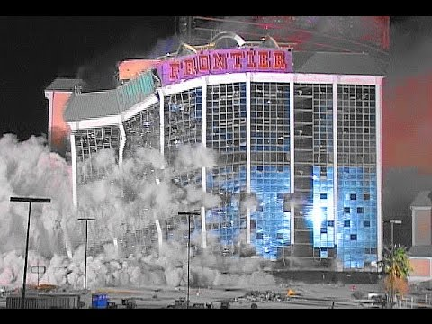Youtube: Frontier Hotel - Controlled Demolition, Inc.