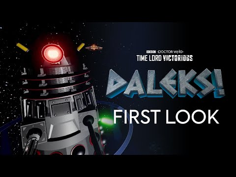 Youtube: DALEKS! First Look Clip | Doctor Who