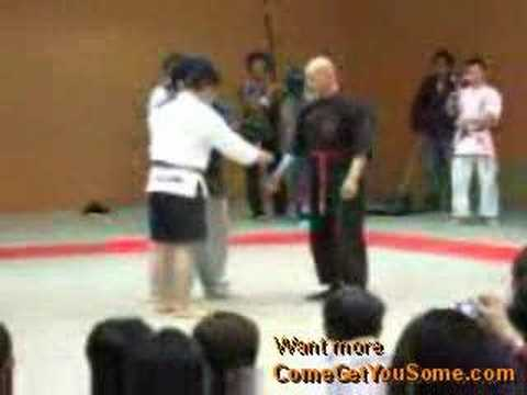 Youtube: Kiai Master vs MMA