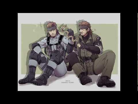 Youtube: Metal Gear Solid 3: Snake Eater ~ Clash With Evil Personified [Extended]