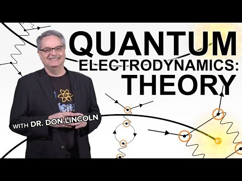 Youtube: Quantum electrodynamics: theory