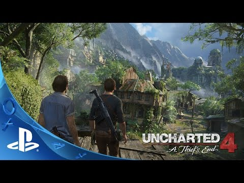 Youtube: UNCHARTED 4: A Thief's End (5/10/2016) - Story Trailer | PS4