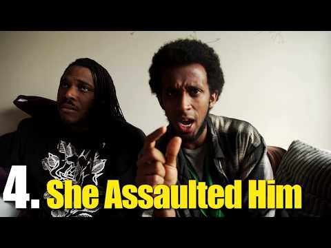 Youtube: SFSU 2016 - Black girl assaults white student for Dreads | Aba & Preach on Cultural Appropriation |