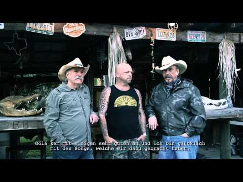 "Youtube: Bellamy Brothers & Gölä, Mermaid Cowgirl ""Making Of"""