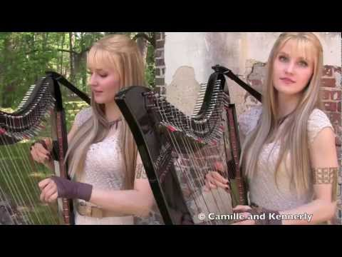 Youtube: GAME OF THRONES Theme - Harp Twins - Camille and Kennerly