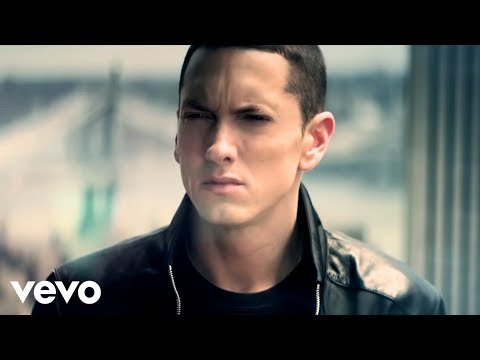 Youtube: Eminem - Not Afraid (Official Video)