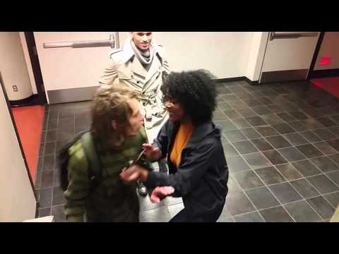 "Youtube: SFSU 2016 - Campus employee assaults white student for ""cultural appropriation"""