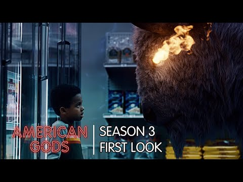 Youtube: American Gods Season 3 Trailer | Coming 2021