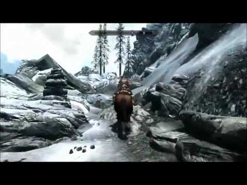 Youtube: Elder Scrolls Skyrim: SDCC 11: Gameplay