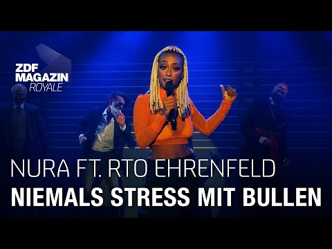 "Youtube: Nura ft. RTO Ehrenfeld - ""Niemals Stress mit Bullen"" 
