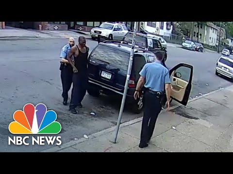 Youtube: Watch A Minute-To-Minute Breakdown Leading Up To George Floyd's Deadly Arrest | NBC News NOW