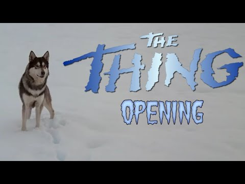 Youtube: The Thing opening scene 1982 (HD)