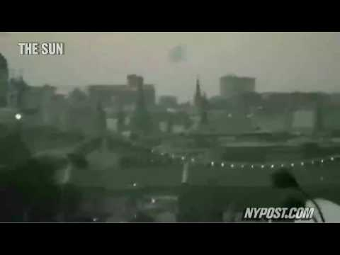 Youtube: UFO Spotted Over Moscow Kremlin | New York Post