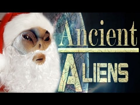 Youtube: Was Santa Clause an Extraterestrial? Ancient Aliens Parody