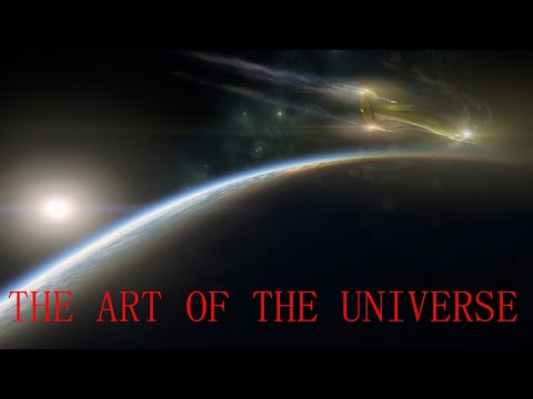 Youtube: Star Citizen - The Art of the Universe