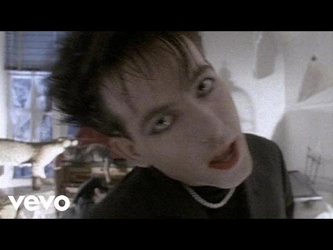 Youtube: The Cure - The Lovecats