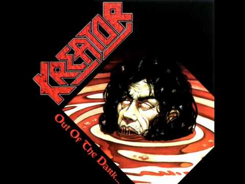 Youtube: Kreator-Lambs to Slaughter (lyrics)