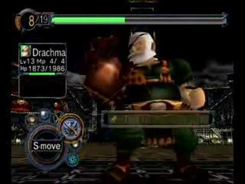 Youtube: Skies of Arcadia - 0120 - Battle - Boss - Executioner