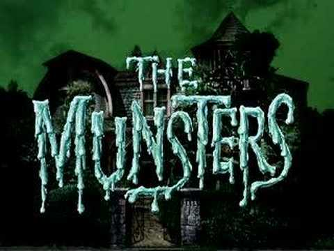Youtube: The Munsters theme song
