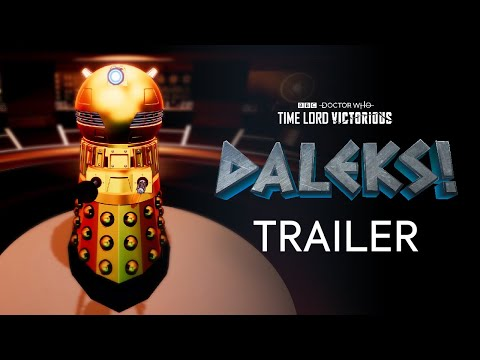 Youtube: DALEKS! Release Date Trailer | Doctor Who