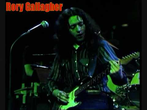 "Youtube: Rory Gallagher ""Just Hit Town"""