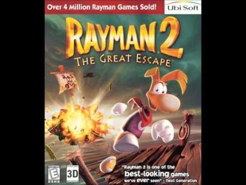 Youtube: Full Rayman 2: The Great Escape OST