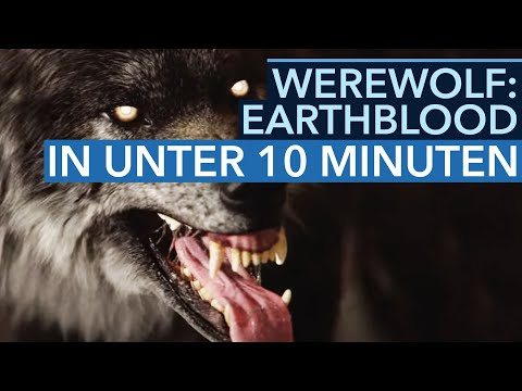 Youtube: Umweltschutz war noch nie so BLUTIG! - Gameplay-Preview zu Werewolf: The Apocalypse – Earthblood