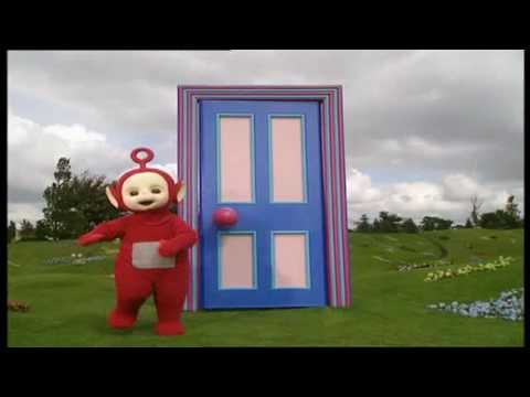 Youtube: Teletubbies  -   Eine Tür